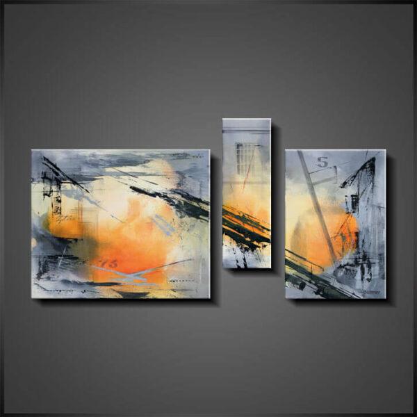 Billiga abstrakt modern konst online