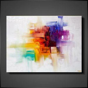 Abstrakt konst - Impress