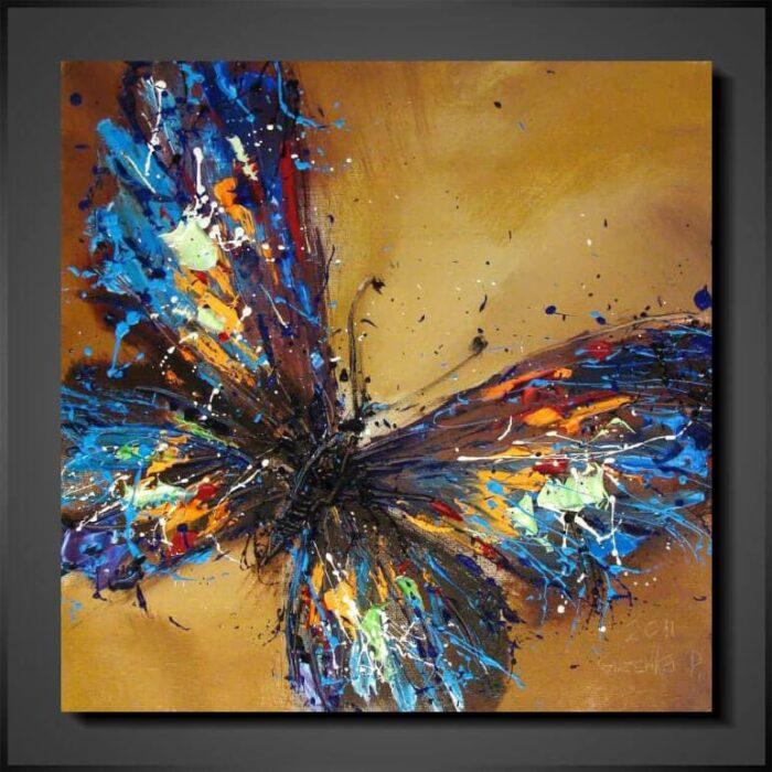 Tavlor Online Konst Butterfly