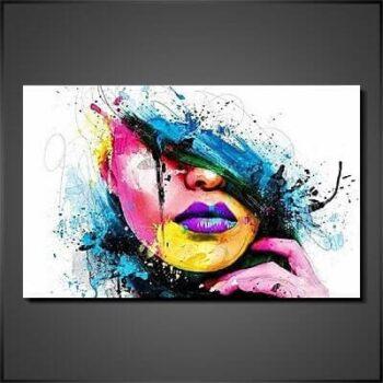 Modern konst tavlor online