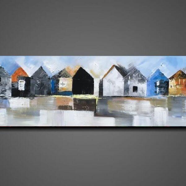 Modern tavla online - Houses