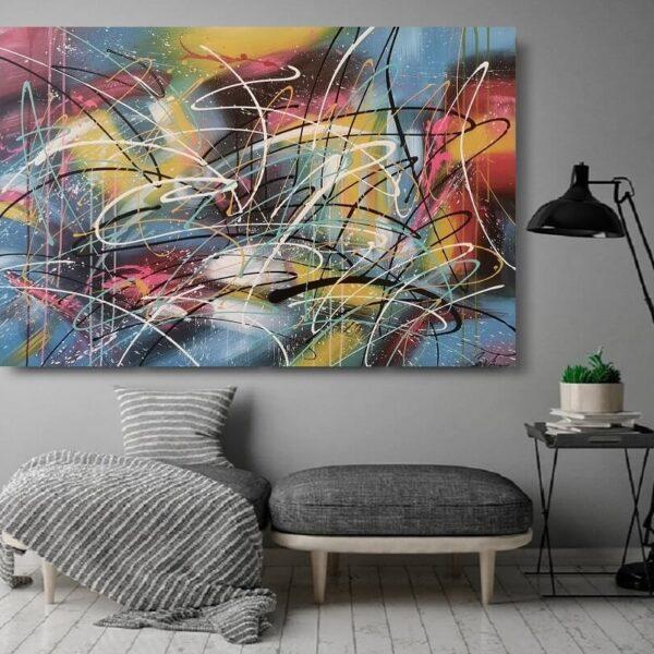 Art Online 120x80 cm